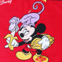 Mickey monkey sieradenset