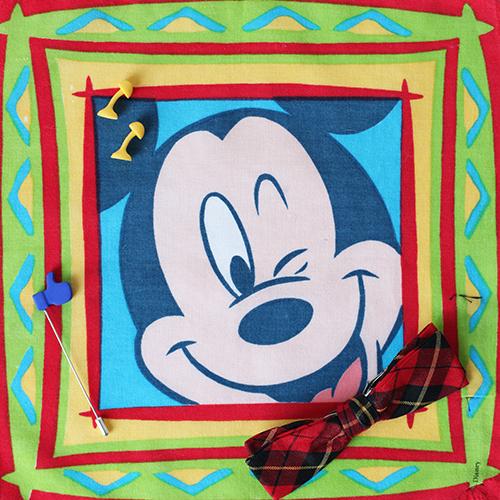 Mickey fading sieradenset