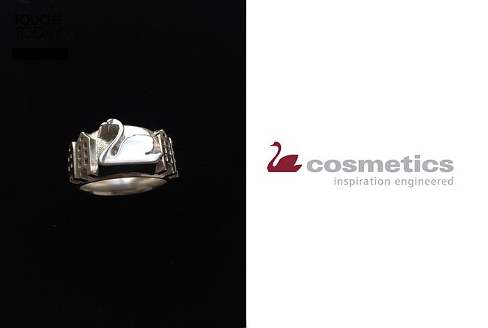 ToucheToday-Custom-made-Schwan-silver